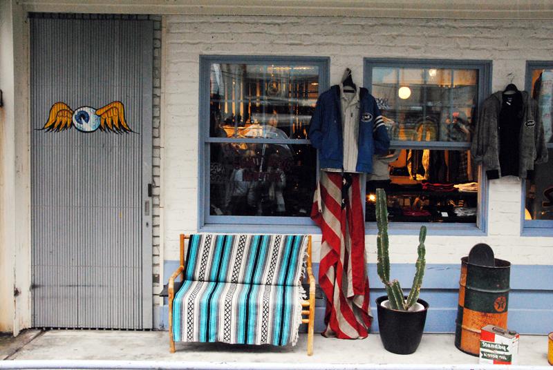 tokyo harajuku vintage shop