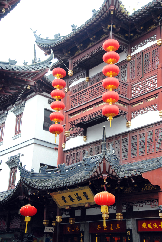 shanghai-old-house-around yu-garden