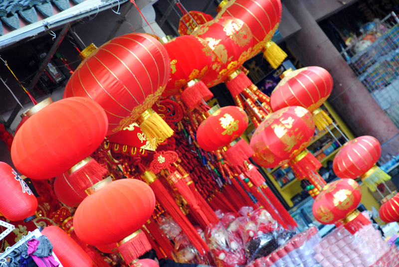 shanghai-traditional-red-lamp