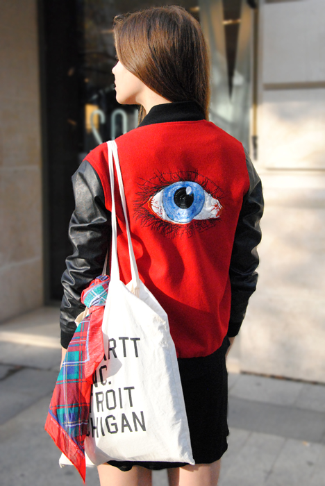 teddy-imprimé-oeil-jacket-eye-pattern
