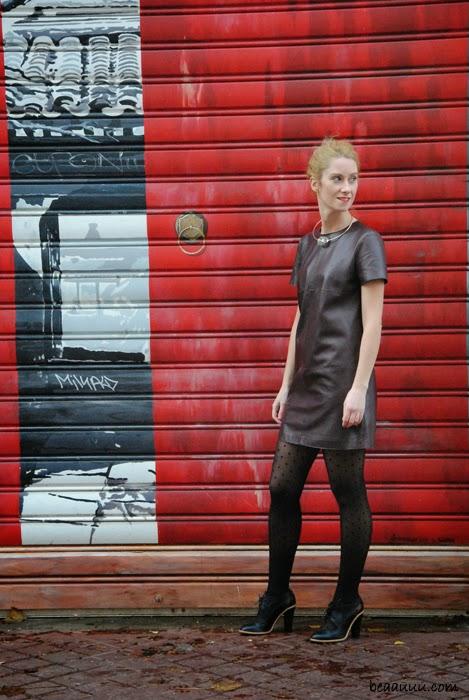 leather-dress-zara