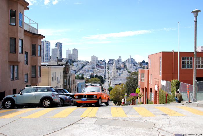 san-francisco-street-and-car-around-coit-tower