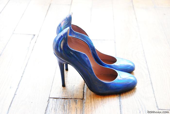 chaussure apologie paris
