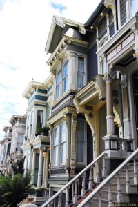 Maison victorienne color e colorful victorian house san francisco 3 blog mo - San francisco maison victorienne ...