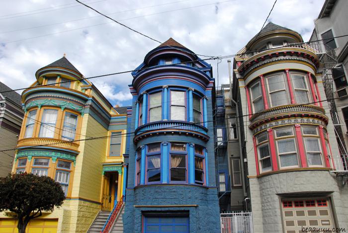 Maison victorienne color e colorful victorian house san francisco 4 blog mo - San francisco maison victorienne ...