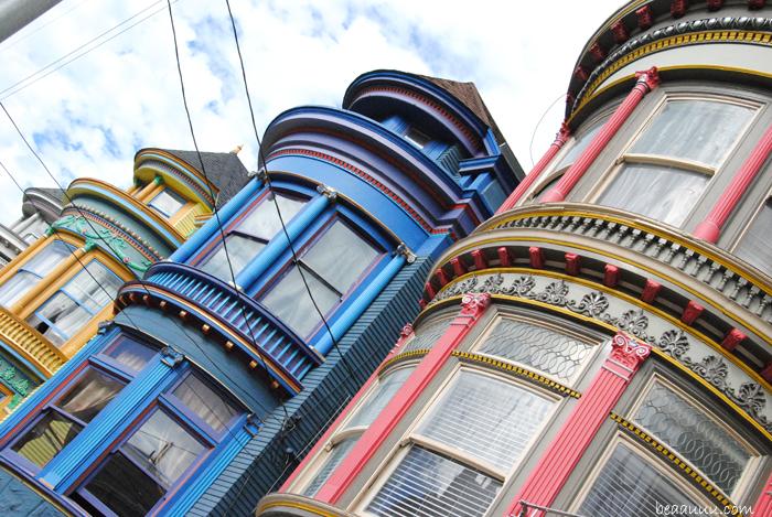 Maison victorienne color e colorful victorian house san francisco 5 blog mo - San francisco maison victorienne ...