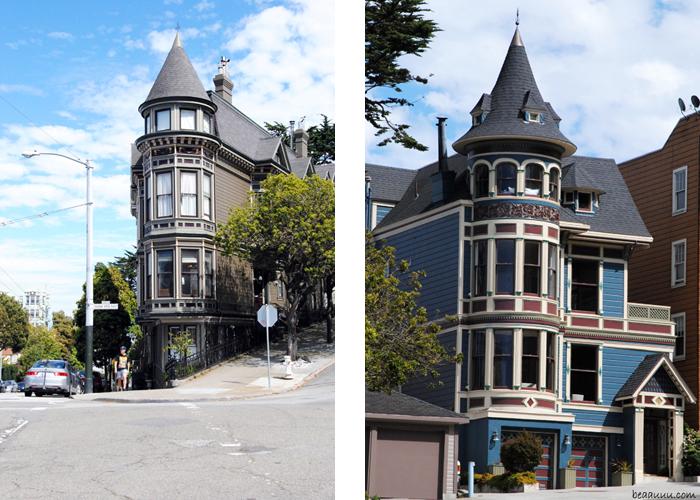Maison victorienne san francisco victorian house 3 blog mode tendance et li - San francisco maison victorienne ...