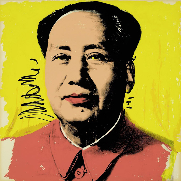 mao-andy-warhol-1972-painting-serigraphy