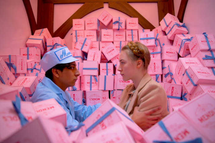 mendl's the grand budapest hotel