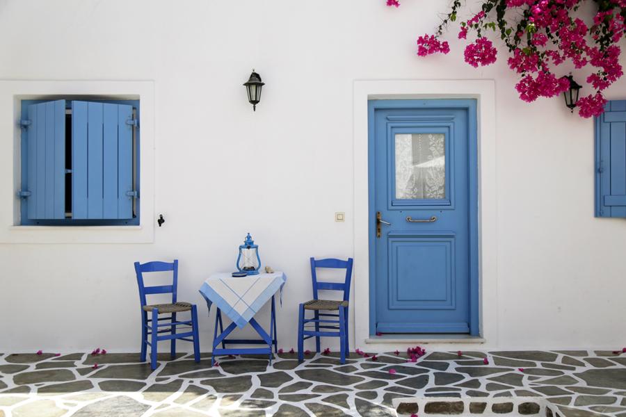 antiparos-house-front-door