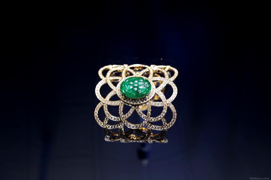 biennale-des-antiquaires-2014-piaget-bracelet-montre