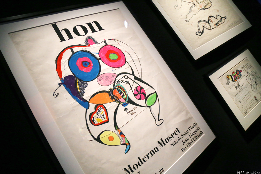 drawing-museum-niki-de-saint-phalle