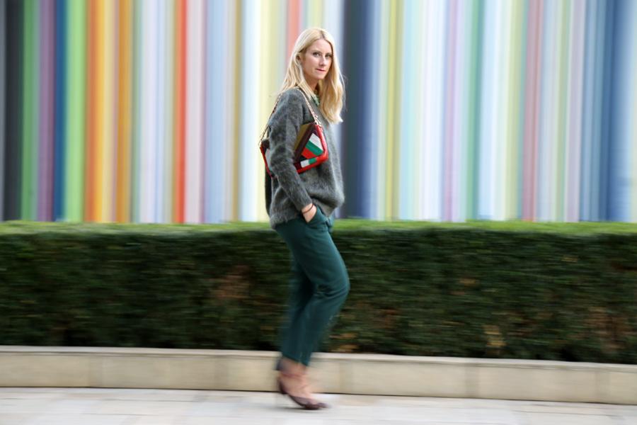 green-and-multicolor