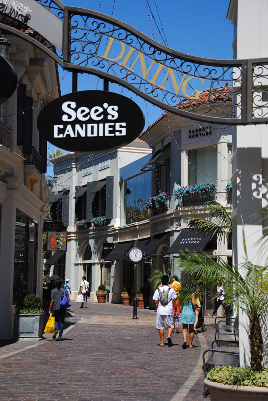 los-angeles-shopping-street