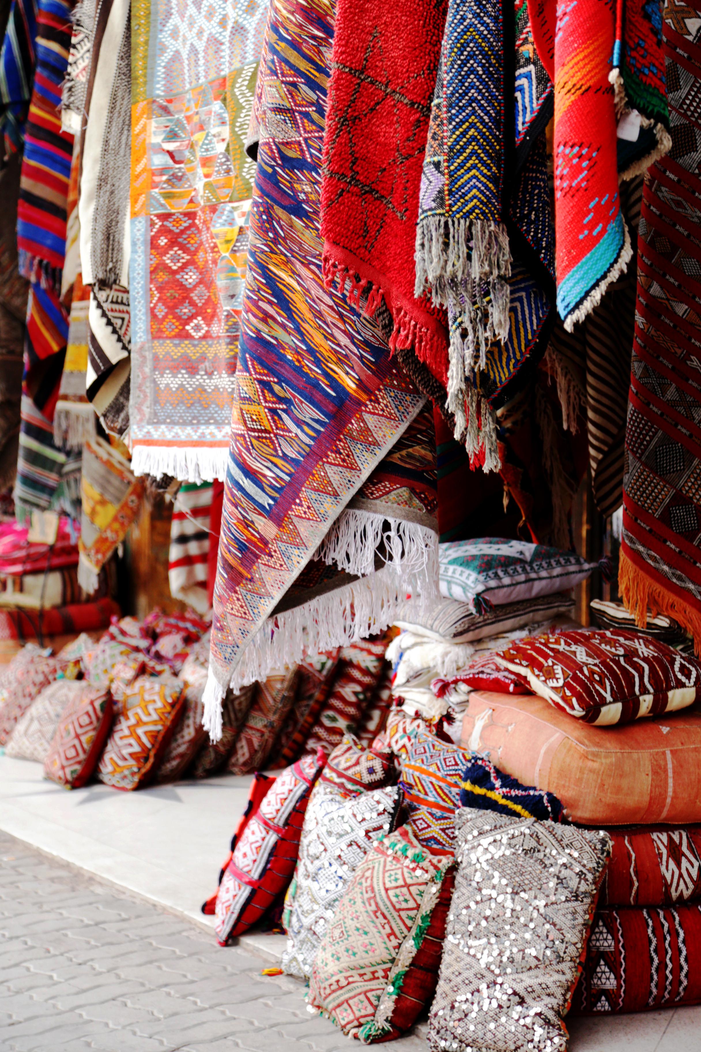 souck--marrakech-tapis