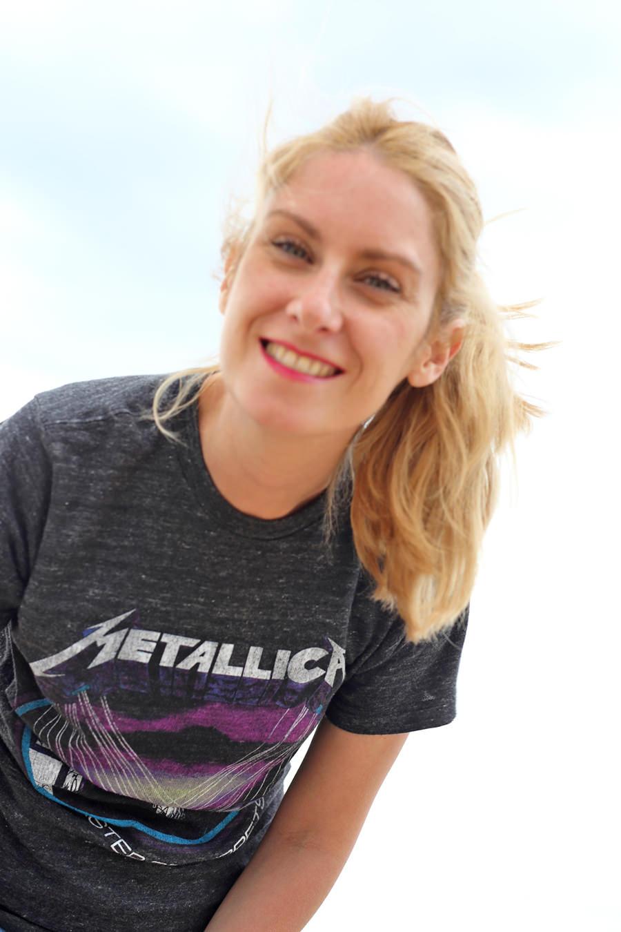 t-shirt-metallica