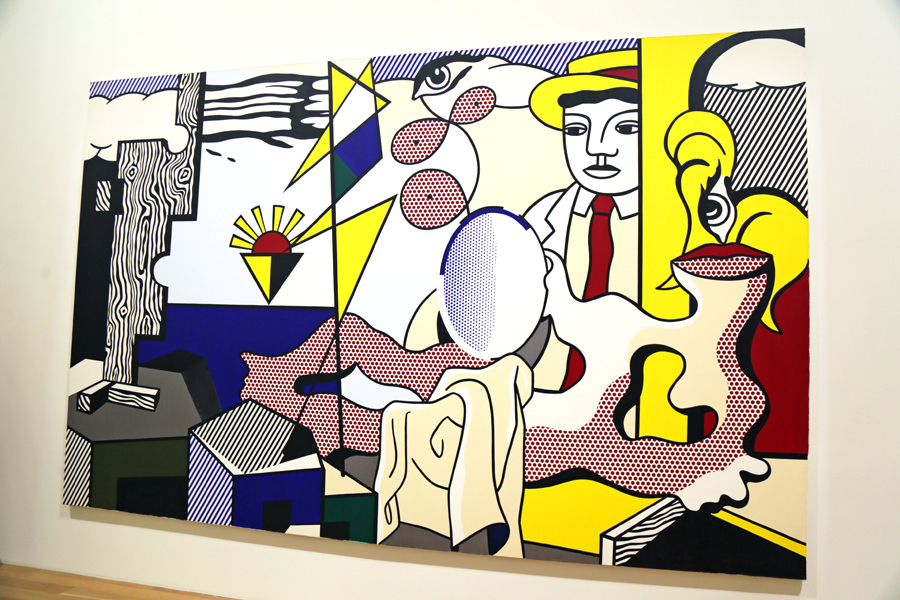 roy-lichtenstein-painting