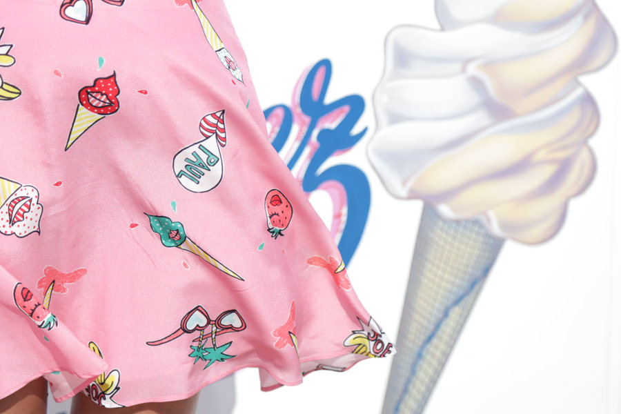 ice-cream-printed-skirt