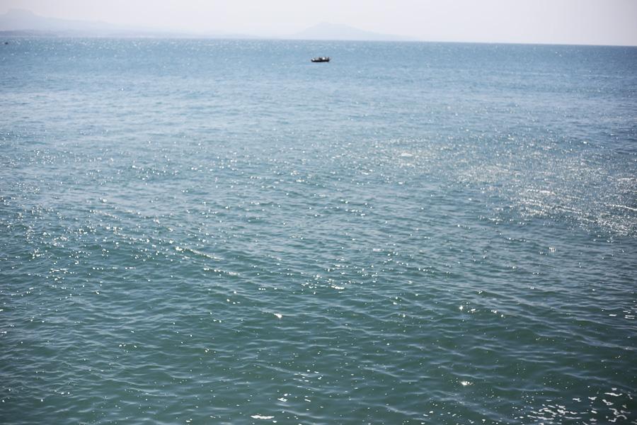 ocean-side