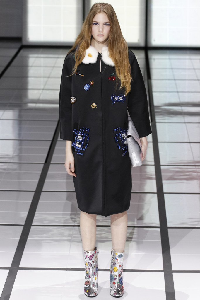 anya hindmarch London Fashion Week AW16