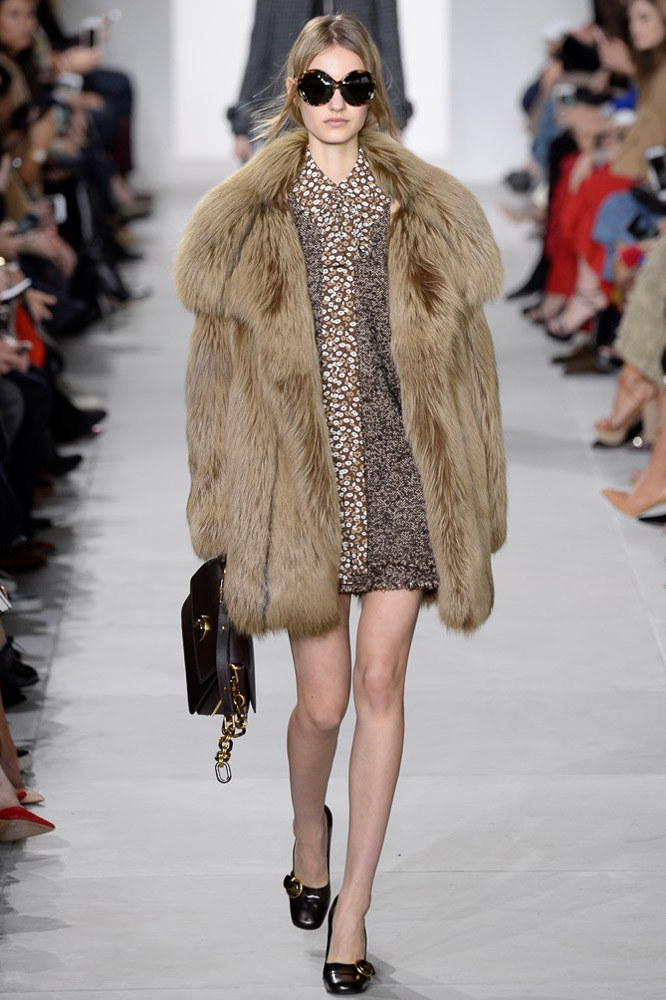 michael kors collection aw 2016 new-york fashion week