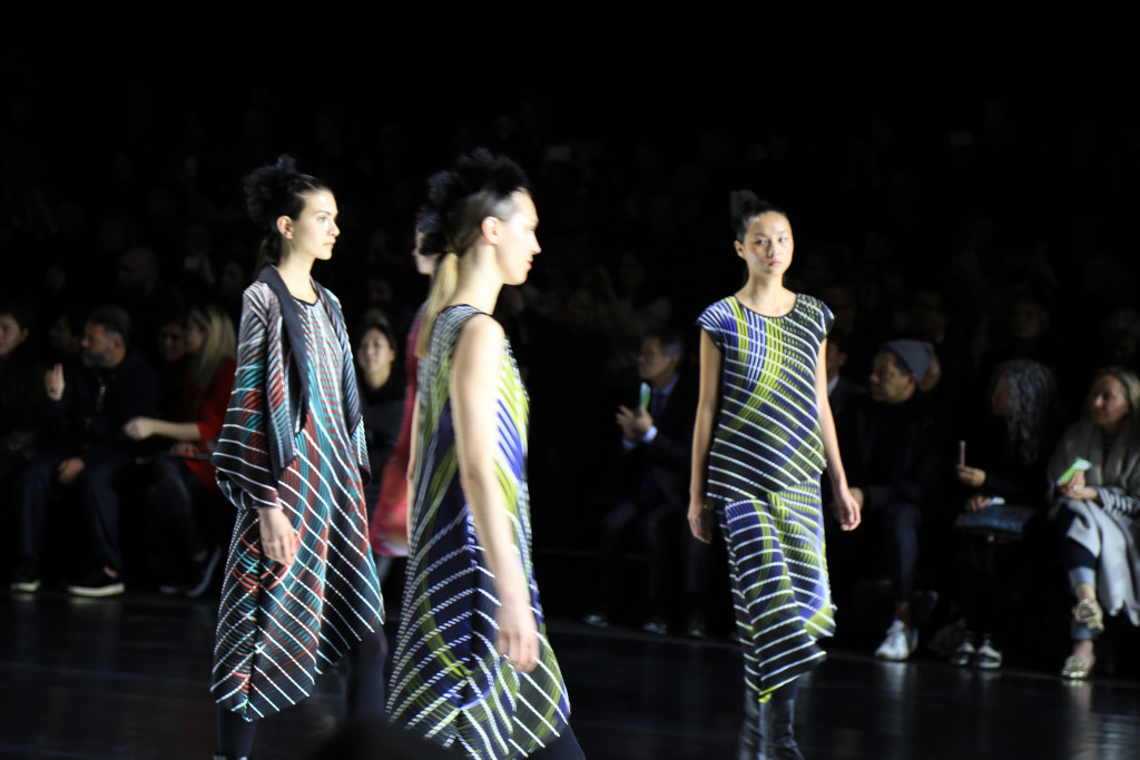 issey miyake aw16 collection