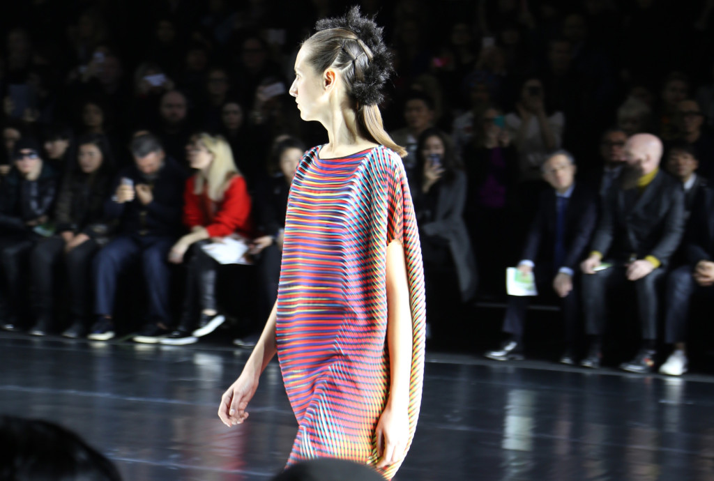 Issey Miyake Automne-Hiver 2016