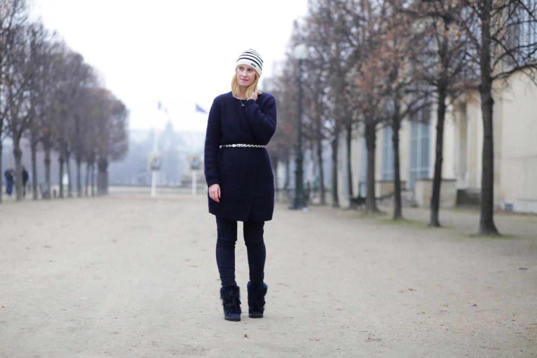 cardigan-long-ceinture-serafini-boots-pour-la-neige