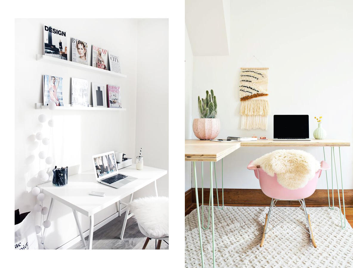 Desk situation inspiration