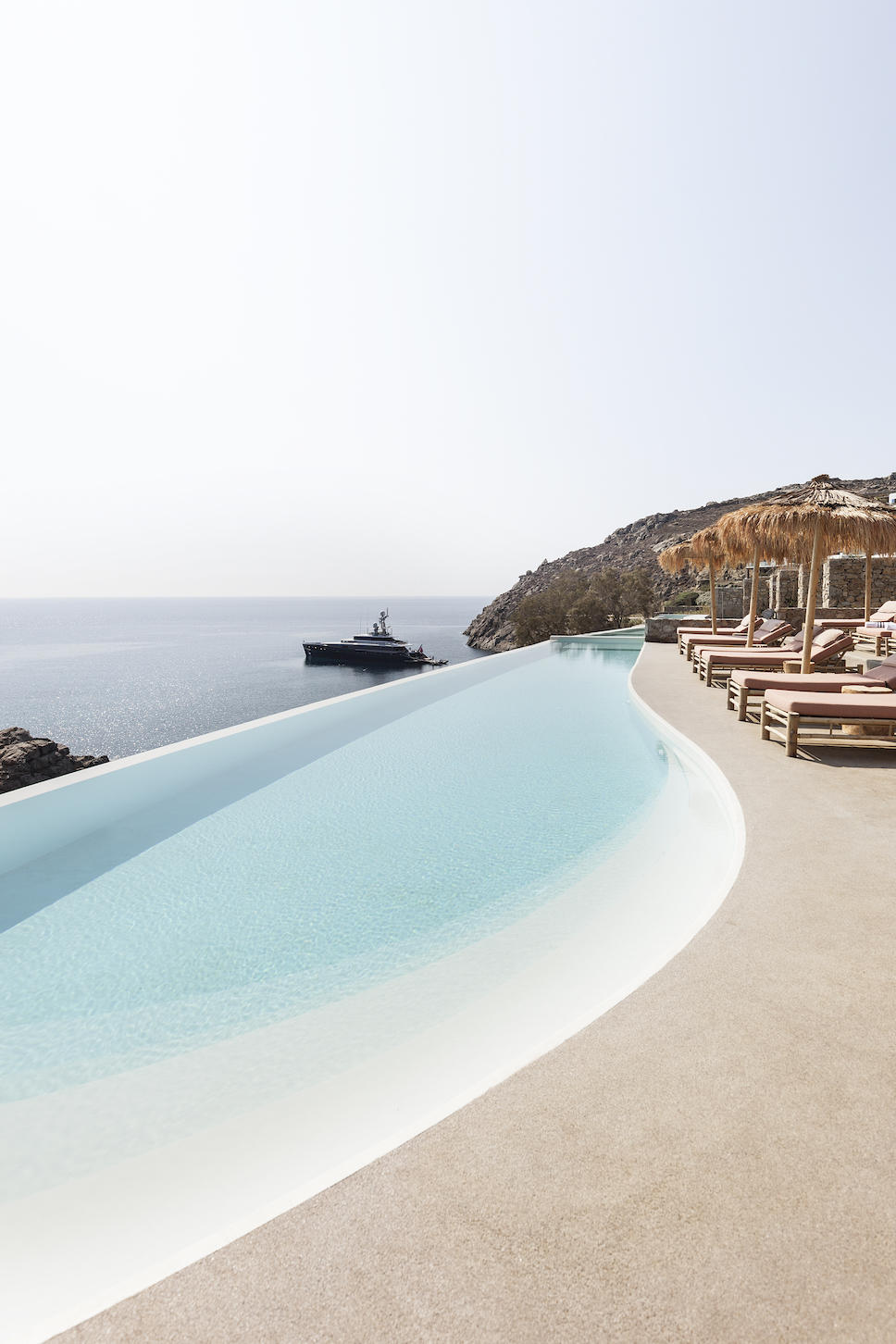 Pinterest Inspiration-The Wild Hotel in Mykonos Cyclades