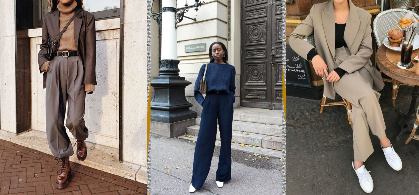 Trousers for Autumn-Winter 2020