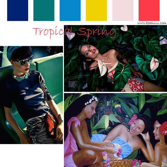 tendance-ete-2015-trend-summer-tropical-color-palette