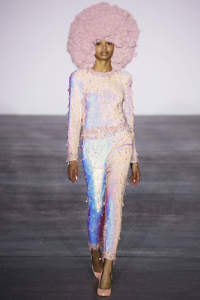 ashish aw16 London Fashion Week