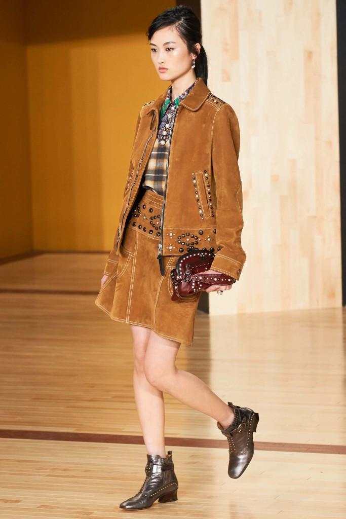 coach new-york fashion week aw 2016