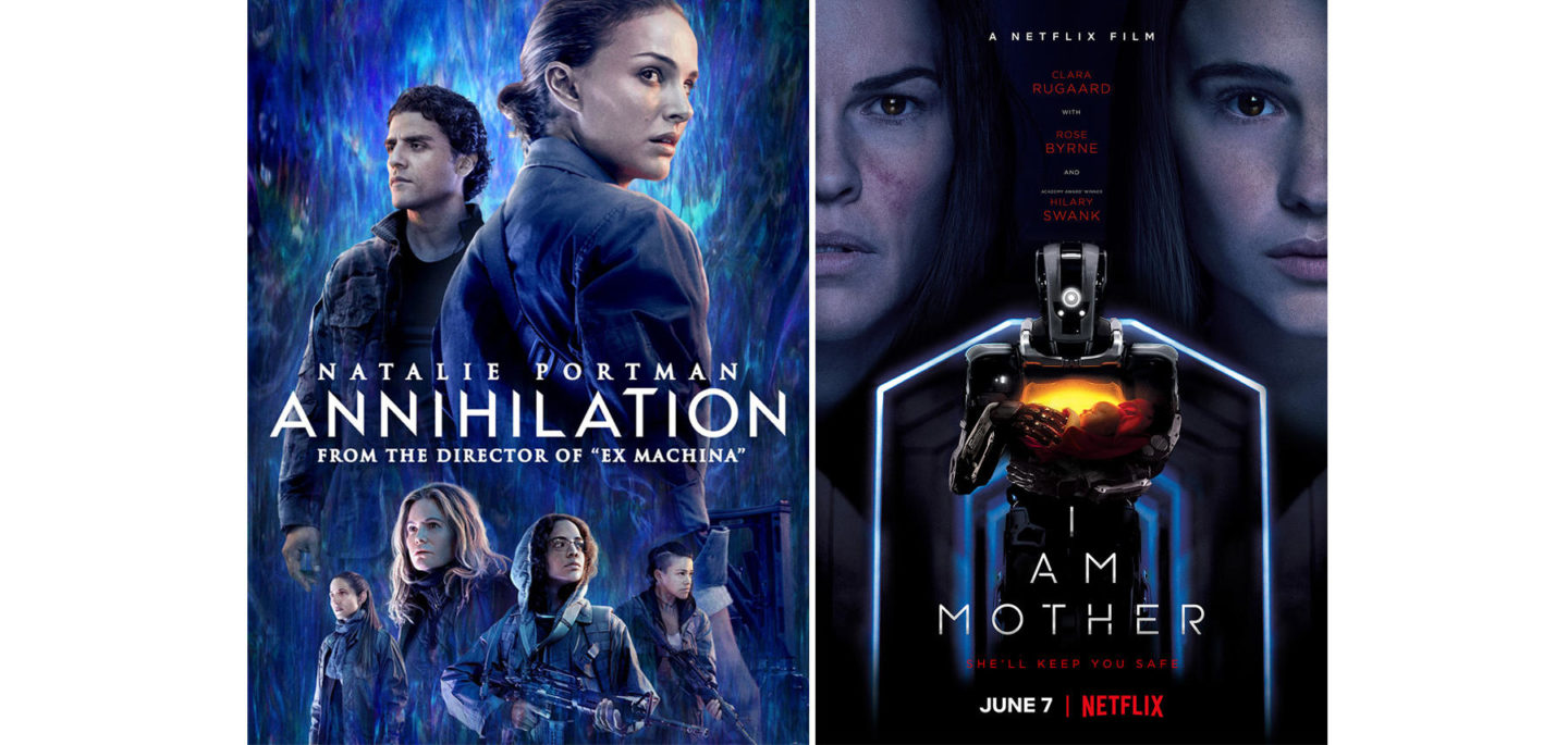 netflix science-fiction film to watch