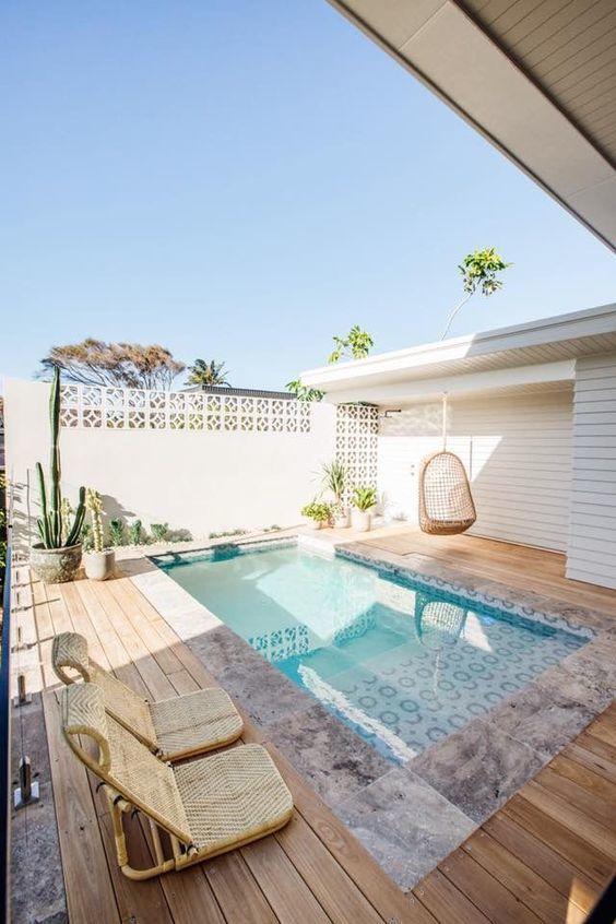 Pinterest Inspiration-patio swimming pool