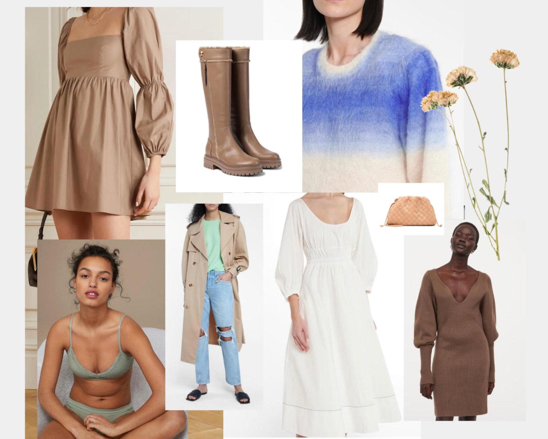Nouveauté Mode-Femme-Printemps-2021