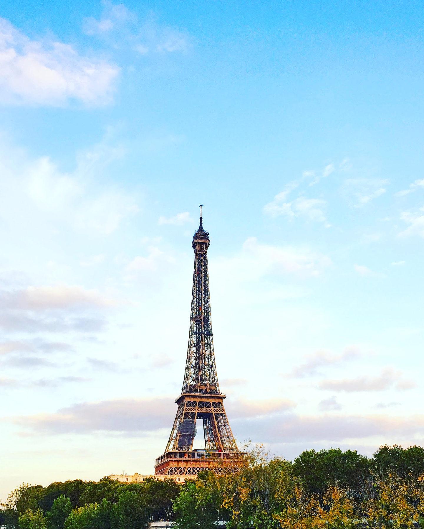 paris fashion tour